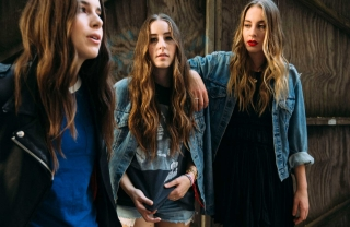 Haim, Bringing the Valley to Brooklyn