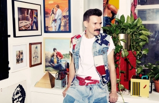 Adam Selman's Big Daddy Denim