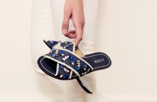 Jean of the Week: J.Crew's Cyprus Sandals